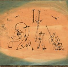 Paul Klee - Abstract Trio