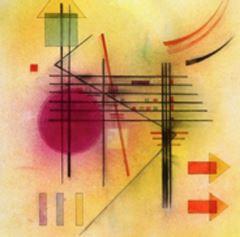 Wassily Kandinsky - Vibrant 1928